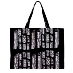 On Deck Zipper Medium Tote Bag