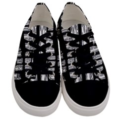 On Deck Men s Low Top Canvas Sneakers