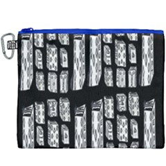 On Deck Canvas Cosmetic Bag (xxxl)