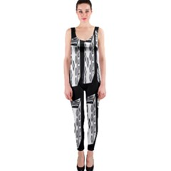Numbers Cards 7898 One Piece Catsuit