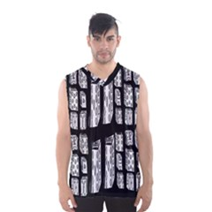 Numbers Cards 7898 Men s Basketball Tank Top
