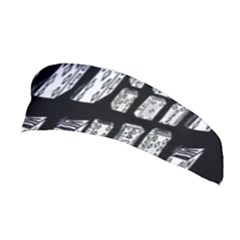 Numbers Cards 7898 Stretchable Headband
