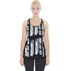 Numbers Cards 7898 Piece Up Tank Top