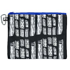 Numbers Cards 7898 Canvas Cosmetic Bag (xxl)