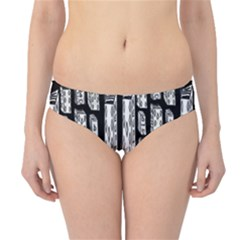 Numbers Cards 7898 Hipster Bikini Bottoms