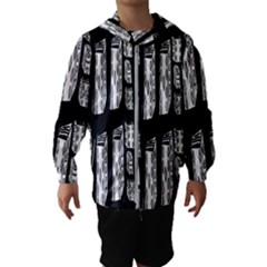 Numbers Cards 7898 Hooded Wind Breaker (kids)