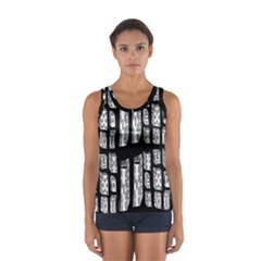Numbers Cards 7898 Sport Tank Top
