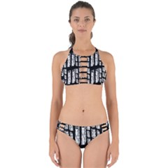 Numbers Cards 7898 Perfectly Cut Out Bikini Set