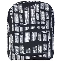 Numbers Cards 7898 Full Print Backpack