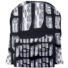 Numbers Cards 7898 Giant Full Print Backpack
