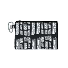 Numbers Cards 7898 Canvas Cosmetic Bag (small)