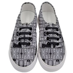 Numbers Cards 7898 Women s Classic Low Top Sneakers