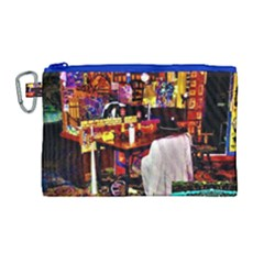 Apt Ron N Canvas Cosmetic Bag (large)