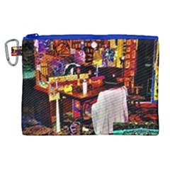 Apt Ron N Canvas Cosmetic Bag (xl)