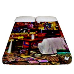 Home Sweet Home Fitted Sheet (king Size)