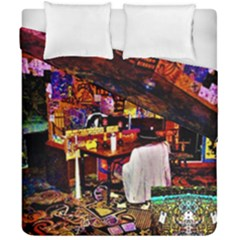 Home Sweet Home Duvet Cover Double Side (california King Size)