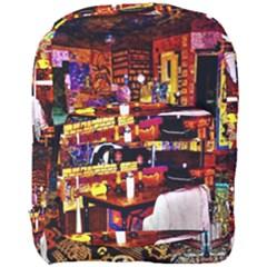 Home Sweet Home Full Print Backpack