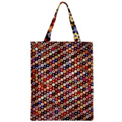 Mosaic Pattern Quilt Pattern Classic Tote Bag