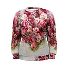 Flowers 2548756 1920 Women s Sweatshirt