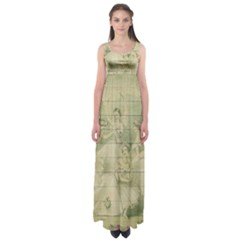 Ballet 2523406 1920 Empire Waist Maxi Dress