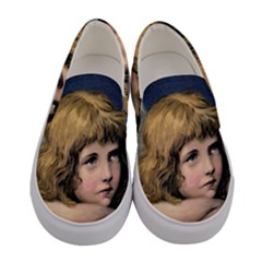 Angel 1866592 1920 Women s Canvas Slip Ons
