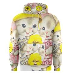 Rabbits 1731749 1920 Men s Pullover Hoodie