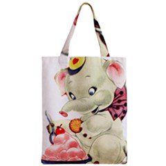 Elephant 1650653 1920 Zipper Classic Tote Bag
