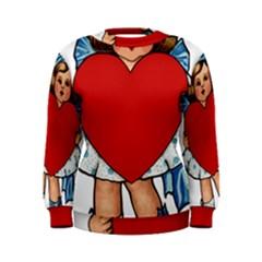 Child 1718349 1920 Women s Sweatshirt