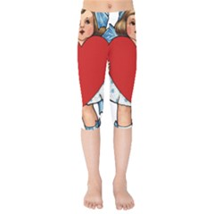 Child 1718349 1920 Kids  Capri Leggings