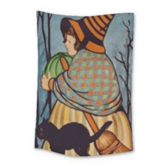 Witch 1462701 1920 Small Tapestry
