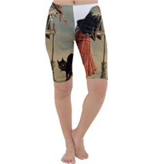 Witch 1461961 1920 Cropped Leggings