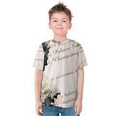 Child 1334202 1920 Kids  Cotton Tee