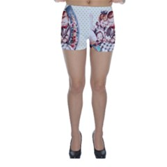 Ornamental 1336128 1280 Skinny Shorts