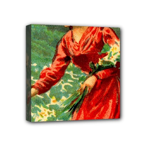 Lady 1334282 1920 Mini Canvas 4  X 4