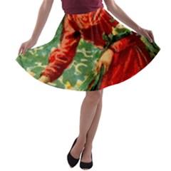 Lady 1334282 1920 A Line Skater Skirt