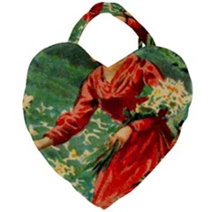 Lady 1334282 1920 Giant Heart Shaped Tote