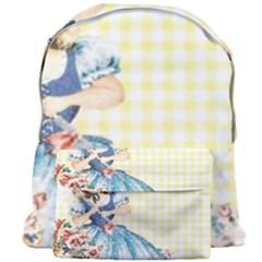 Girl 1370912 1280 Giant Full Print Backpack