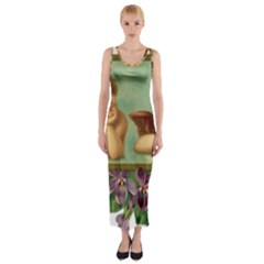 Angel 1332287 1920 Fitted Maxi Dress