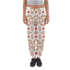 Colorful Modern Pattern Women s Jogger Sweatpants