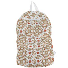 Colorful Modern Pattern Foldable Lightweight Backpack