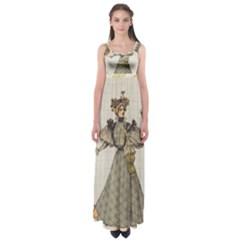 Vintage 1480642 1920 Empire Waist Maxi Dress
