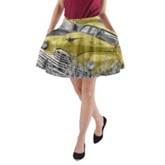 Oldtimer 168127 1920 A Line Pocket Skirt
