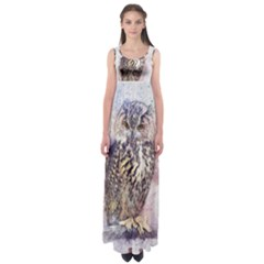 Bird 2552769 1920 Empire Waist Maxi Dress