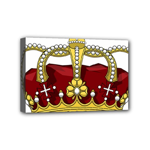Crown 2024678 1280 Mini Canvas 6  X 4