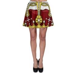 Crown 2024678 1280 Skater Skirt