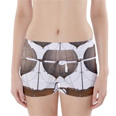 Air Ship 1300078 1280 Boyleg Bikini Wrap Bottoms