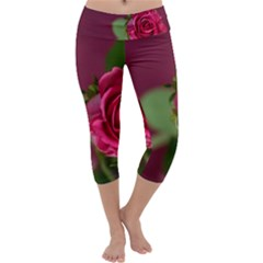 Rose 693152 1920 Capri Yoga Leggings
