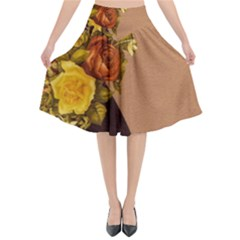 Place Card 1954137 1920 Flared Midi Skirt