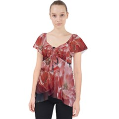 Rose 572757 1920 Lace Front Dolly Top