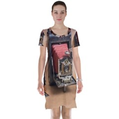 Camera 1149767 1920 Short Sleeve Nightdress